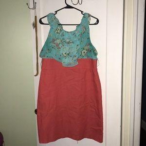 Summer dress, size 14